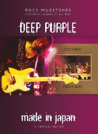 Cover Deep Purple - Made In Japan - A Critical Review [DVD]